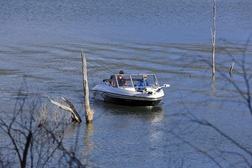LARSON FX 1850 DC FISHING