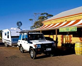 Caravan -rest -stops
