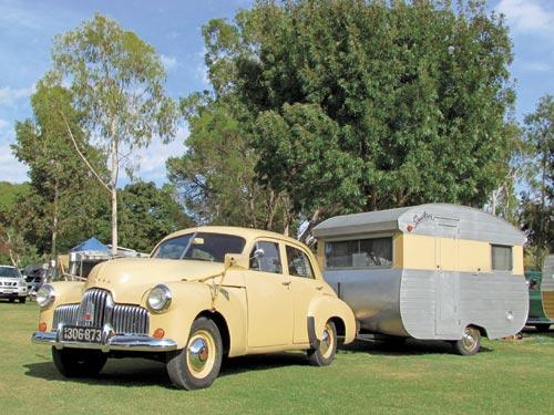 1959 Sportline caravan