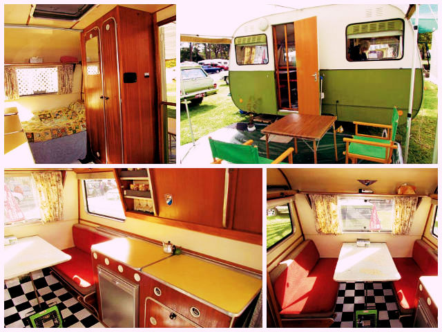 Jurgens Caravan Vintage Viscount Caravan Ideas With Boho Interior ...