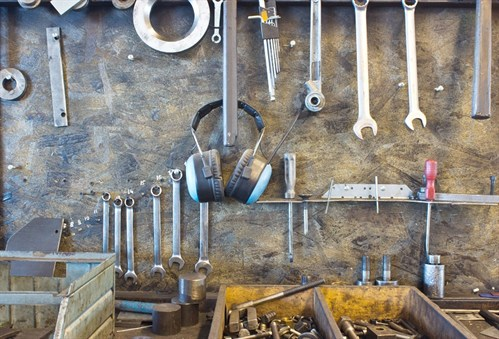 Equipment Layout Workshop Efficiency
