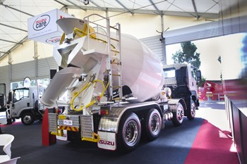 Truck Of The Show Isuzu