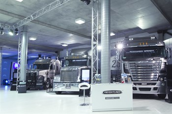Truck Stand Of The Show Daimler -3
