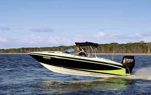 HAINES SIGNATURE 580BR PLANING
