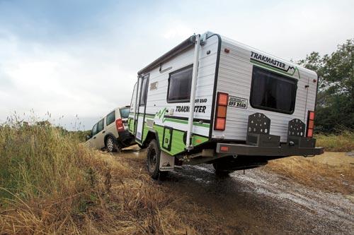 Trakmaster Gibson Camper Trailer