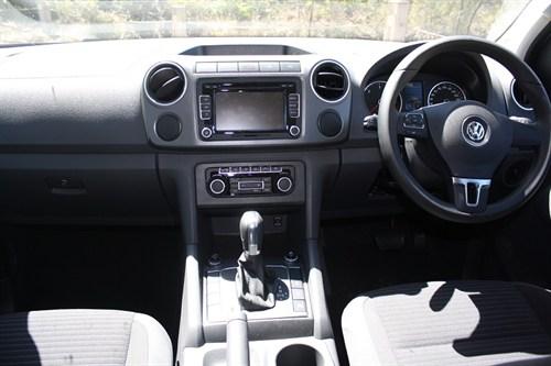 VW_Amarok Highline TDI 9 Dashboard