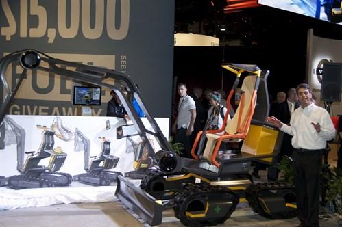 Volvo Gaia X Conexpo