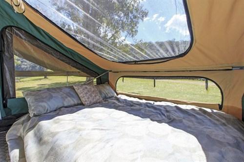 All Terrain Getaway -bedroom