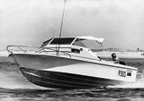 Haines V19 project boat