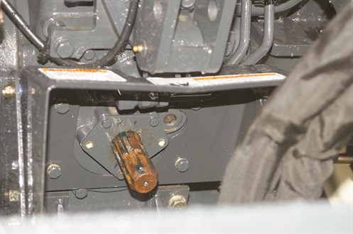Branson 5820R Maintenance