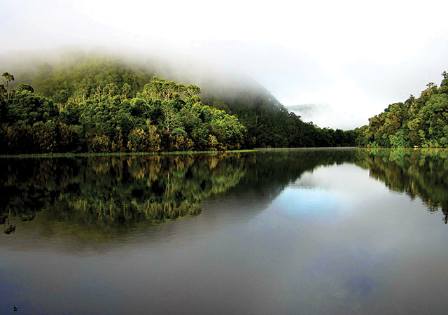 Pieman River Tasmania
