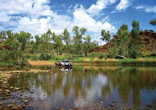 Finke River Northern Territory