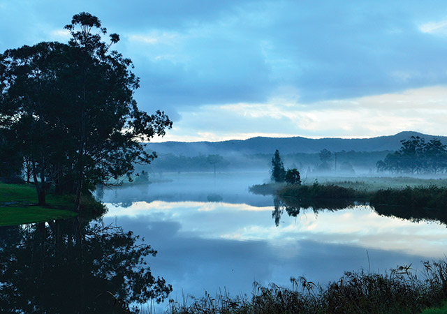 The Myall River NSW