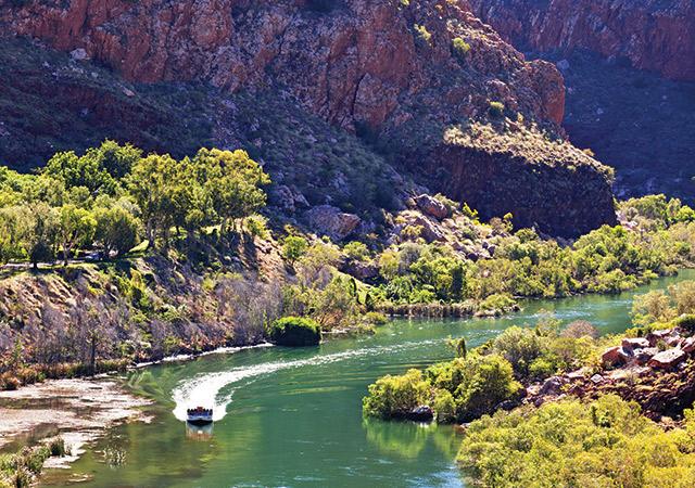 The Ord River WA