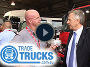 Hino At The Melbourne Truck Show Trade Trucks Video