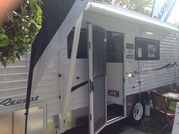 Regent Weekend Caravan