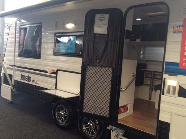 Concept Innovation 590R Caravan