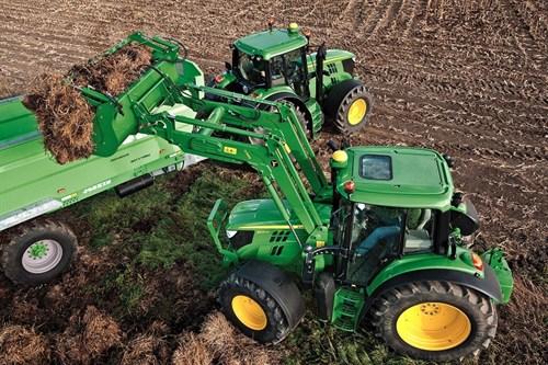 John Deere 6125M 6M Series Tractor