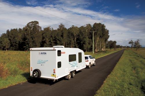 Avida Sapphire 6616D Caravan