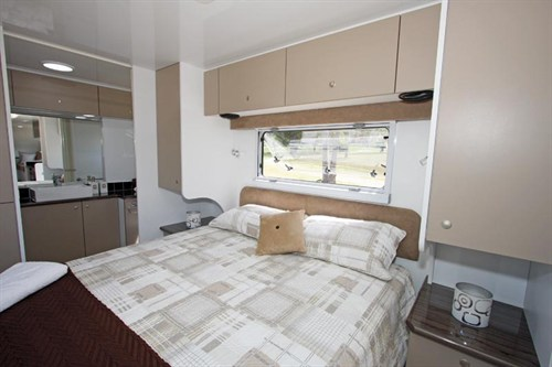 Southern Cross Barcoo River Expedition Bedroom
