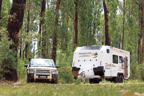 Trakmaster Tanami Caravan