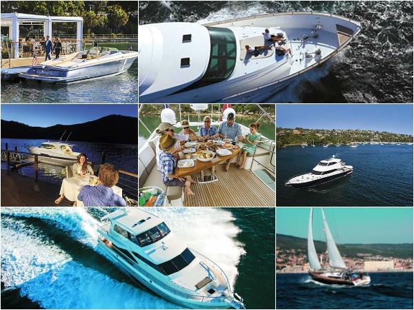Hallf of fame boats