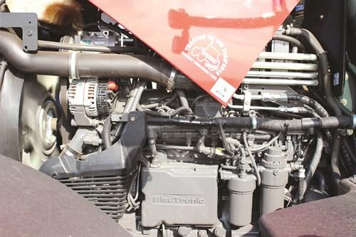 6358 Massey Ferguson 7624 Engine