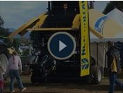 New Holland Baler Agfest 2014
