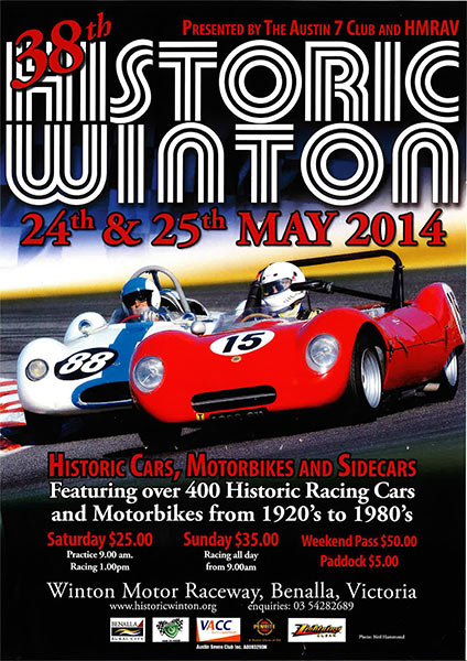 Classic -winton -may 14