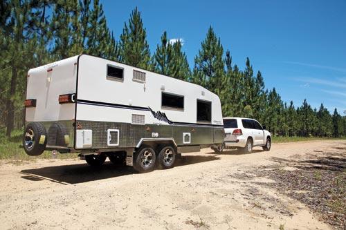 Otron Signature Spirit 2 Caravan Tow Vehicle