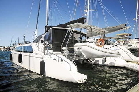 SEAWIND 1000XL2 SAILING CATAMARAN