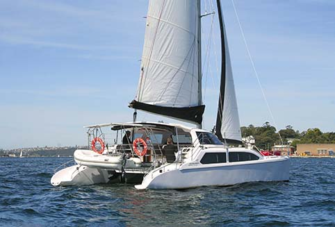 SEAWIND 1000XL2 BOAT