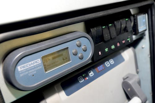 Camper Trailer Electronics