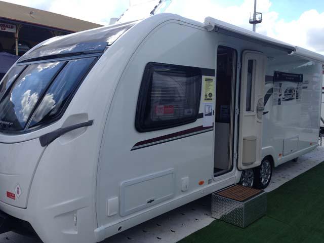 Swift Elegance Caravan