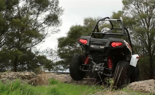 Polaris Sportsman Ace Performance