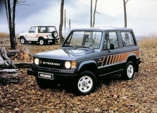 Mitsubishi Pajero 1982
