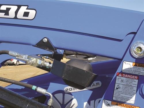 1040 Quicke Versa X-36 Loader Soft Drive Suspension