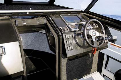 BAR CRUSHER 730HT CABIN