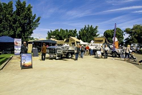 Camper Trailers Show