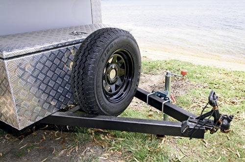 Camper Trailer Chassis