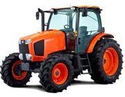 Kubota M-GX Tractors