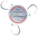 AGB Finalist Award Streaker 5700 Commander
