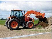 Kubota M110GX Tractor Review