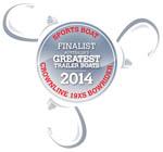 AGB Finalist Award Crownline
