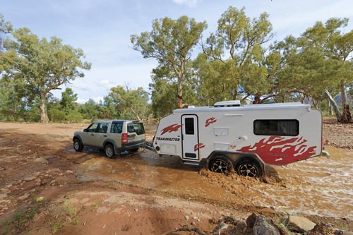 Trakmaster Pilbara Towing