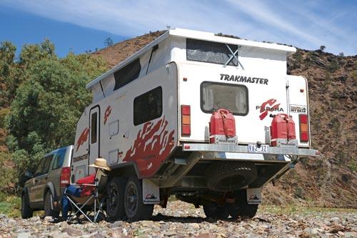 Trakmaster Pilbara Caravan