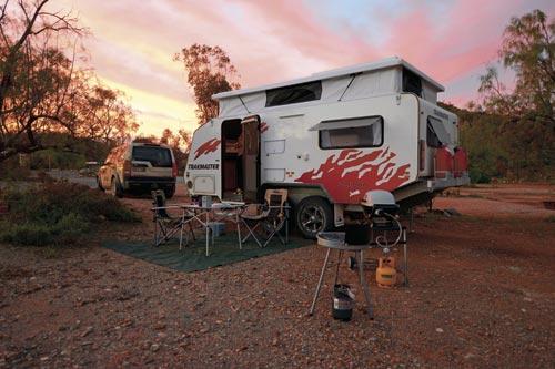 Trakmaster Pilbara Camping