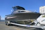 Quintrex Hardtop boat
