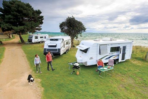 Caravans Jayco