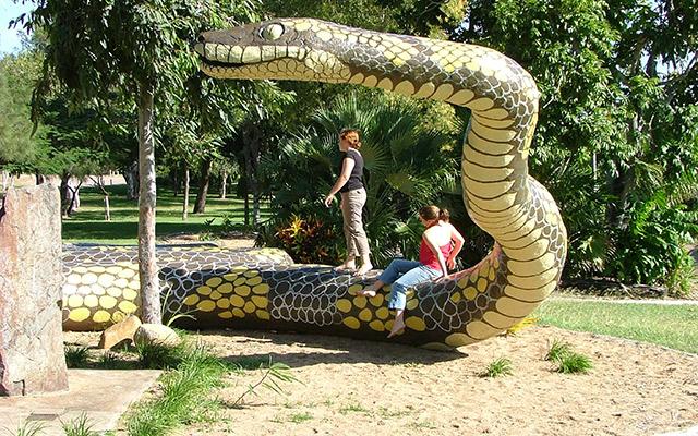 Ayr Giant Carpet Snake